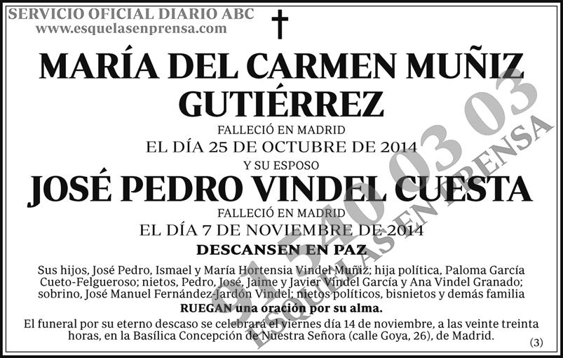 María del Carmen Muñiz Gutiérrez